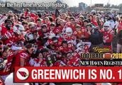 The FINAL 2018 GameTimeCT / Register Top 10 Football poll: for the first time, GREENWICH is No. 1