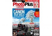 The new January issue of PhotoPlus: the Canon Magazine now on sale