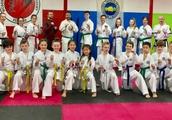 Impressive British Championships haul for Hamilton tae kwon-do club