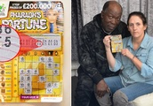 Unemployed father-of-four is refused £200,000 prize by National Lottery over 'faked' scratchcard -