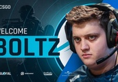 Luminosity Announces Boltz Signing to CS: GO Roster