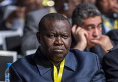 Central African Republic football official arrested on suspicion of war crimes