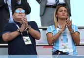 Diego Maradona 'fired up' after being kicked out of own home by young fiancee
