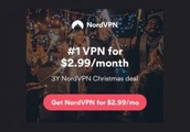 NordVPN is offering 75% off its 3 year VPN plan this Christmas