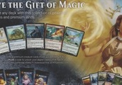 Magic: the Gathering fans, rejoice: watch the MTG Gift Pack being unwrapped in all its glory in What