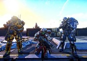 Planetside Arena, featuring battle royale and a 250v250 mode, arrives in January