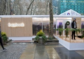 Facebook sets up holiday pop-up shop in New York to inform users about privacy concerns