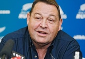 John Hart hails Steve Hansen as 'the best', Sir Graham Henry says he will feel 'at peace' after