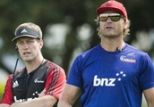 Ronan O'Gara endorses Crusaders coach Scott Robertson as next All Blacks coach