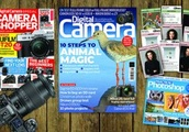 Get 12 fabulous free gifts with the new issue of Digital Camera magazine