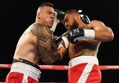 Ex-Warrior Manu Vatuvei knocks out Dave Letele on pro debut