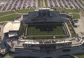 The DII championship was played at the world鈥檚 most absurd high school football stadium