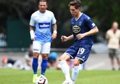 Auckland City's David Browne returns from skull fracture to bag a brace