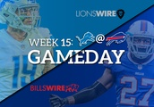 Lions vs. Bills: how to watch, listen, stream the Week 15 matchup