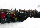 Snow stops Chris Boyd's Northampton Saints from playing in Romania