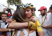 Geraint Thomas' wife Sara Elen Thomas on how couple met - and why her brother calls him 'King D**k