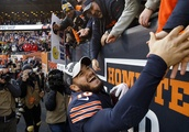 Play of the game: Mitch Trubisky lights it up with 2 TDs vs. Packers — none bigger than his go-ahead