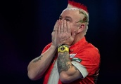 Darts World Championship: Peter Wright suffers shock second round exit against Toni Alcinas