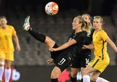 Football Ferns 'excited' at clash with Australia in Cup of Nations tournament