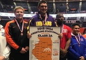 Wrestling notes: St. Charles East's Justin Hull aims to move to top of podium in Class 3A