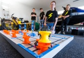 Nakibots back to America to compete in the world championships