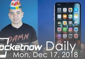 iPhone with Touch ID and Face ID, Samsung Galaxy S10 leaks | Pocketnow Daily