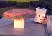 Engineer Builds Glitter Bomb Trap for Package Thieves Out of HomePod Box