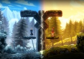 Degrees of Separation, a Hot and Cold Co-Op Platformer, Announced