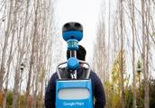 Google updated its Street View Trekker to look slightly less dorky