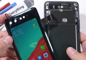 ZTE nubia X teardown is unexciting in a good way