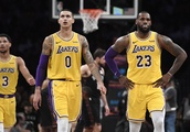 LeBron James, Kyle Kuzma Josh Hart and Brandon Ingram react to Lakers trading for Anthony Davis