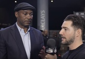 Lennox Lewis 'returns fire' with Eddie Hearn picture, beef continues