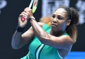 Serena Williams's Australian Open Outfit Is Giving US Serious Vibes