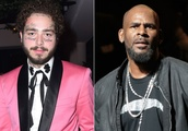 Post Malone calls out R. Kelly for doing some 'f—ed up sh—'