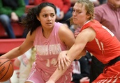 Pulling away: Jessica Carrothers breaks press, scores 29 points to power Crown Point past Kankakee V