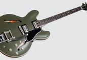 Gibson unveils Chris Cornell Tribute ES-335 signature guitar