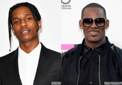 A$AP Rocky Blames R. Kelly Drama for Him Turning Down Kiss on Cheek Request