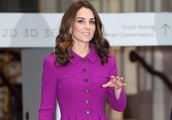 Kate Middleton Returns to Her Ladylike Style in an Oscar de la Renta Skirt Suit