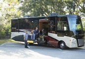 Winnebago debuts new wheelchair-friendly RV collection