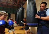 Victory Boxing off to Australia to look at other police-led boxing programmes