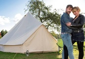 Camping director-star Julia Davis' made a faux pas directing her own sex scene