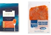 Salmon recalled due to listeria fears