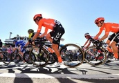 Kiwi cyclist Patrick Bevin retains overall lead after stage three of Tour Down Under