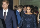 Meghan Markle's all-over sequin dress is the January look we never knew we needed