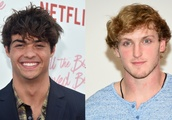 Twitter Is Furious with Noah Centineo for Supporting Controversial YouTuber Logan Paul