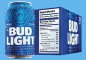 Bud Light Is the First Big Beer to Have Massive Nutrition Labels. You'd Better Get Used to It