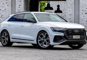 SUV? Coupe? the Audi Q8 doesn't care what you call it