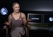 Ronda Rousey to Voice Sonya Blade in 'Mortal Kombat 11'