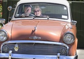 Vintage car enthusiast keen to recruit more to club