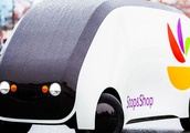 Too lazy to get groceries? This self-driving car will bring a tiny supermarket to you